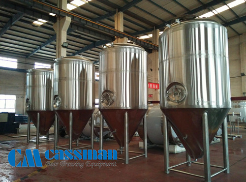 60bbl Commercial Fermenter